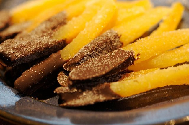 Arance Candite fatte con il Bimby: LEGGI LA RICETTA ► http://www.ricette-bimby.com/2012/11/arance-candite-bimby.html