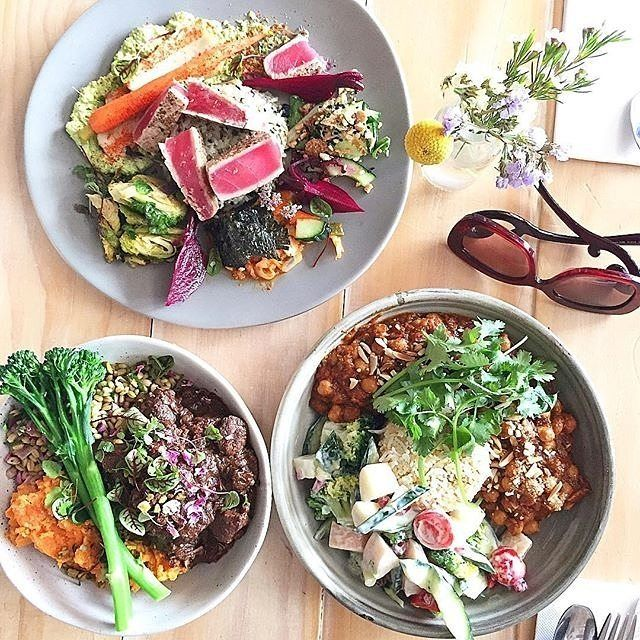 """""""Brunch is breakfast without an alarm clock..."""" Instagrammer @alstrid snapped this amazing spread at @localpresscafe on the Kingston Foreshore. Where would you recommend visitors go to experience the best brunch in Canberra? #visitcanberra #onegoodthingafteranother"""