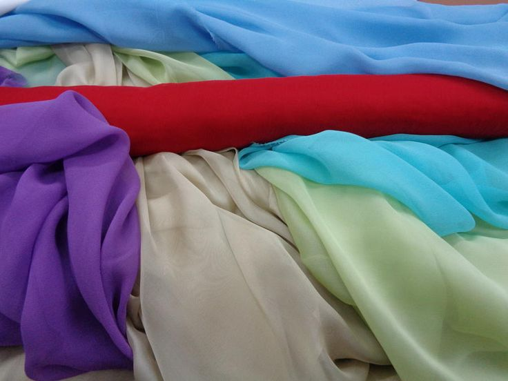Ολομέταξες μουσελίνες σε υπέροχα χρώματα!