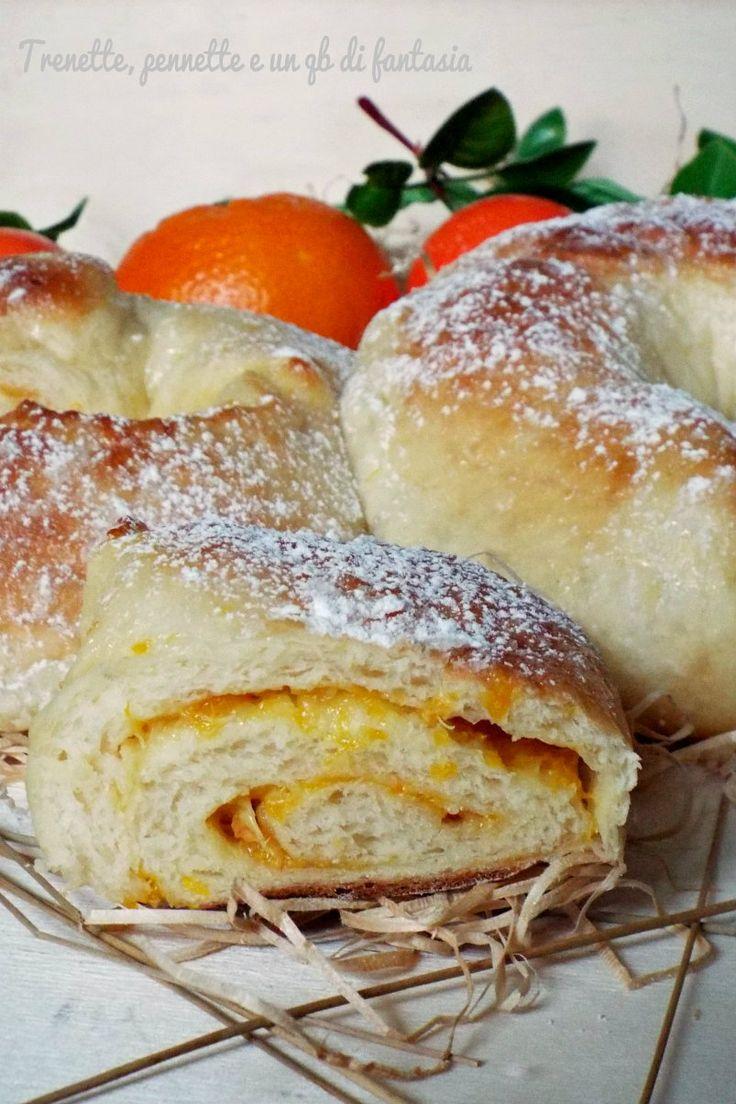 Ciambelle grandi con composta di arance, sono delle ciambelle gigantesche, morbide e gustosissime, ideali per la colazione o ricca merenda. L'impasto e ....