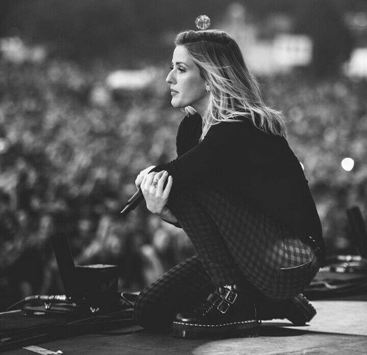Ellie Goulding  Firefly Music Festival 2016