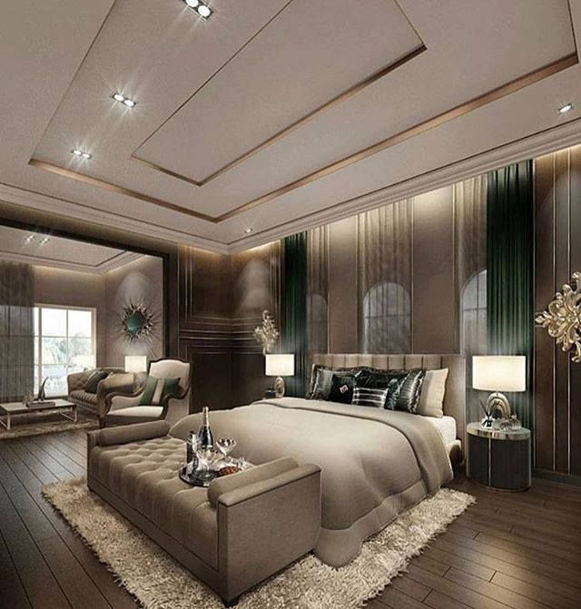 34 Amazing Luxury Master Bedroom Design Ideas 4 Luxury Bedroom