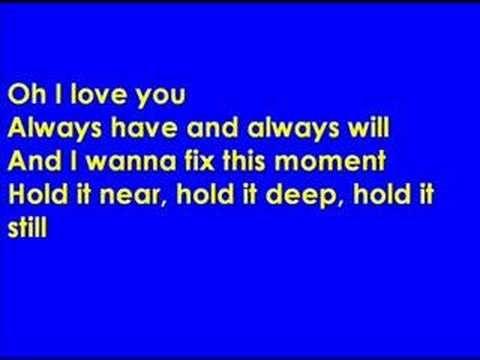 Rebecca Lavelle - Did I tell you (lyrics)