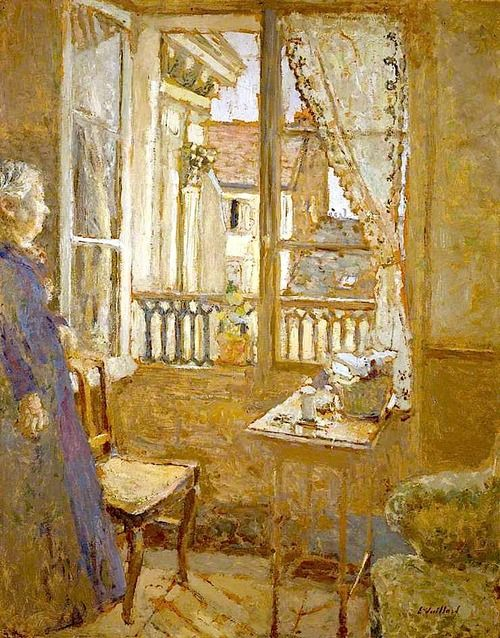 169 best images about paintings of interiors on pinterest for Pierre bonnard la fenetre ouverte