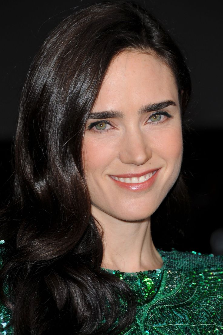 The Most Epic Sets Of Brows, Ever #refinery29  http://www.refinery29.com/2014/03/64551/best-celebrity-eyebrows#slide9  The Straight Shot  Jennifer Connelly is so impossibly lovely (and only seems to get more beautiful every year) that it's difficult to pinpoint exactly what makes her so alluring. But, if we had to choose, we'd say that it's her thick, straight, dark brows that make her beauty so enduring.