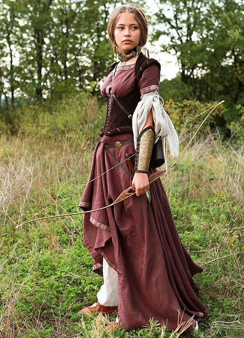 средневековая одежда - Поиск в Google