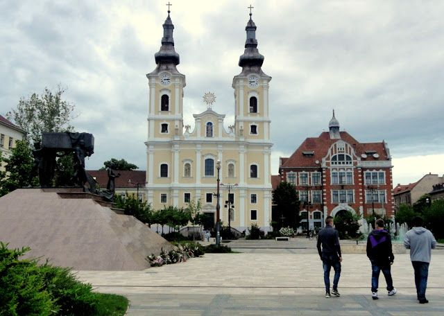 Travel & Lifestyle Diaries: City Centre of Miskolc, Hungary