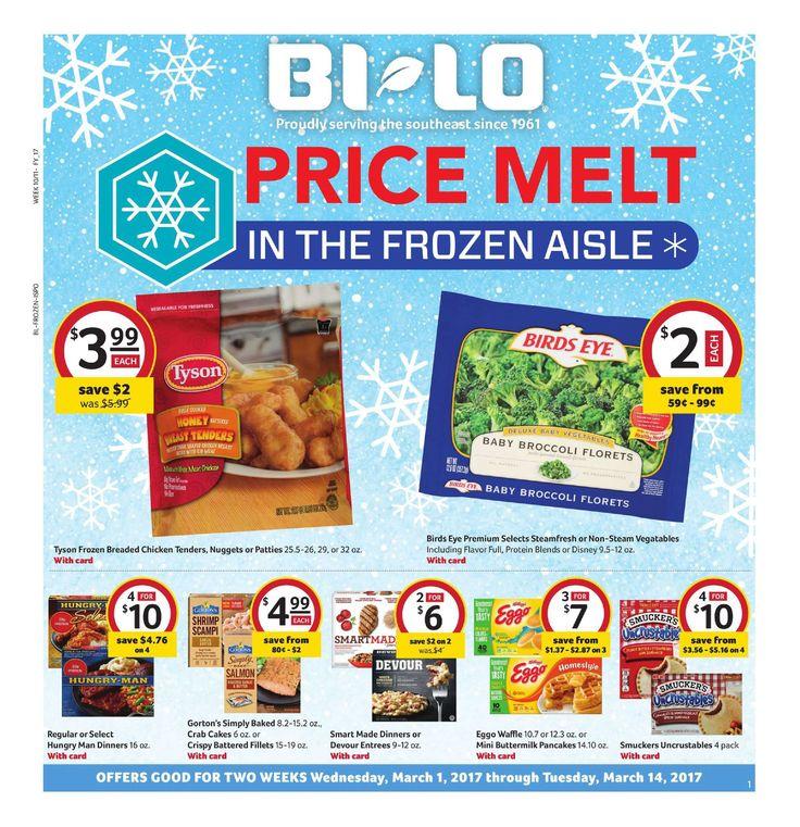 Bilo In-Store Flyer March 1 - 14, 2017 - http://www.olcatalog.com/grocery/bilo-in-store-flyer.html