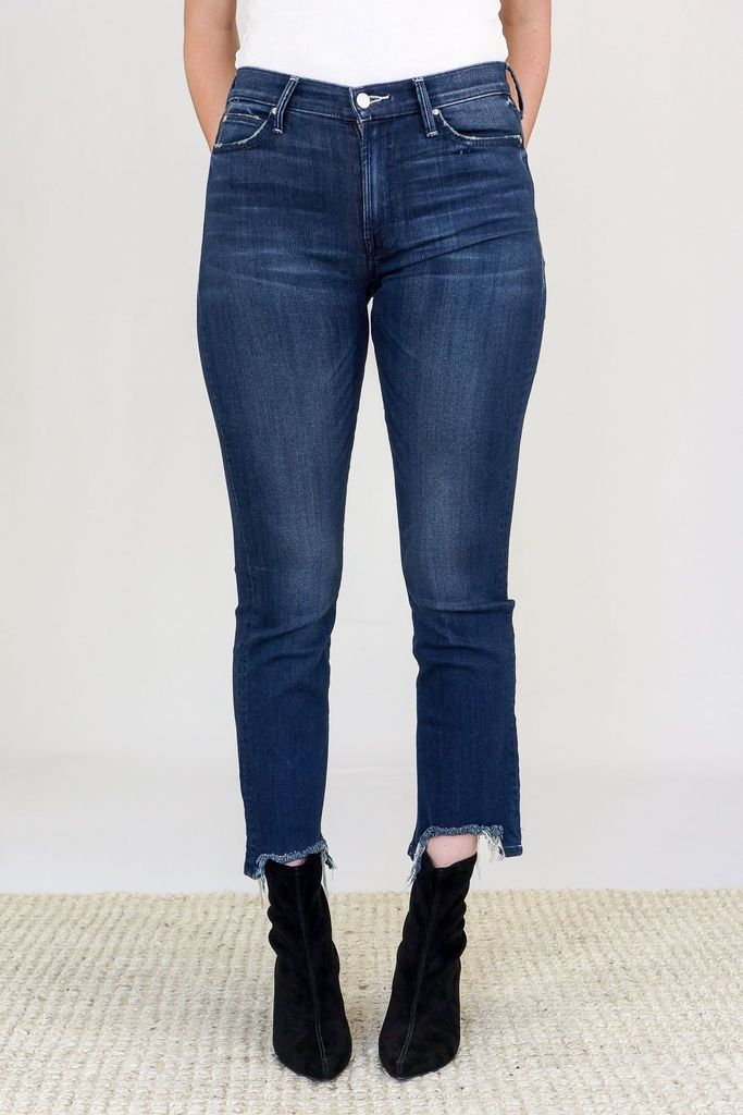 059aaa9b4264 Mother Jeans The Rascal Ankle Chew in Tongue and Chic