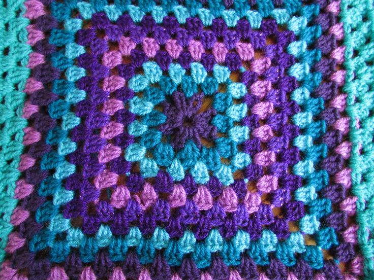 Crochet Blanket in the making for Thomastown Country Market