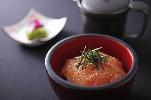 <ご飯> ■ 鯛茶漬け