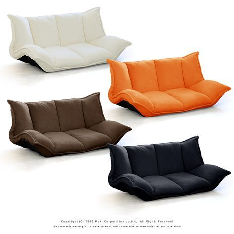 From Sofa Single Sofa Bed Low Recliner Sofa From Sofa Seat Chair BELLONA  (Bellona) Flour Sofa Roofer Recliner