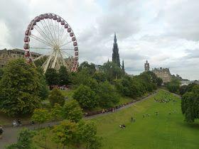 La mama fa el que pot : Enamorarse de Edimburgo con niños y 7 imprescindibles