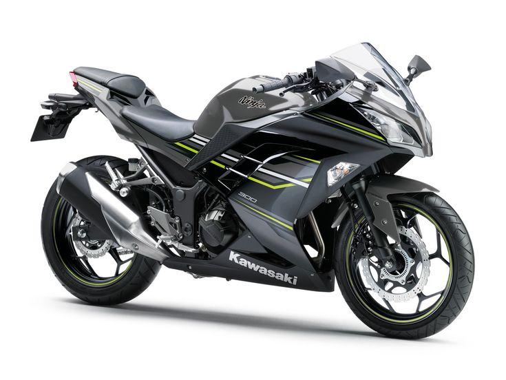 2017 Ninja 300 ABS | Kawasaki Motors Australia