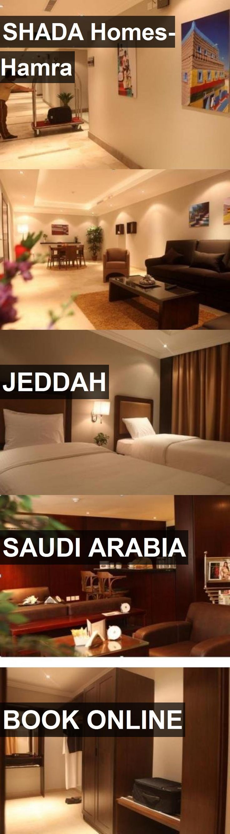 Hotel SHADA Homes- Hamra in Jeddah, Saudi Arabia. For more information, photos, reviews and best prices please follow the link. #SaudiArabia #Jeddah #travel #vacation #hotel