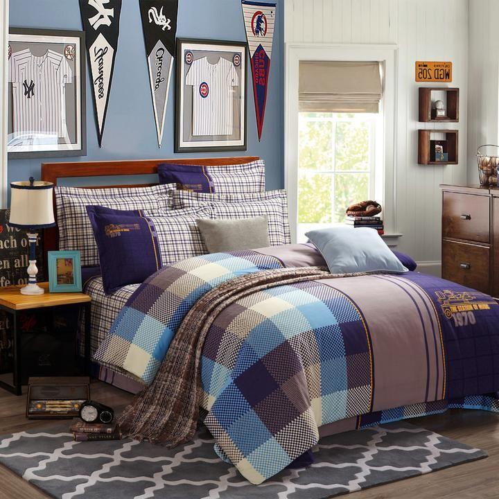 26 Best Plaid Bedding Images On Pinterest Bedding Sets