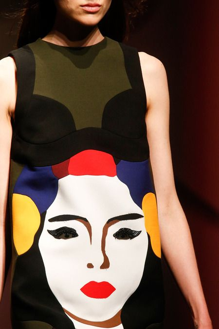 Prada Spring 2014 Ready-to-Wear Collection Slideshow on Style.com
