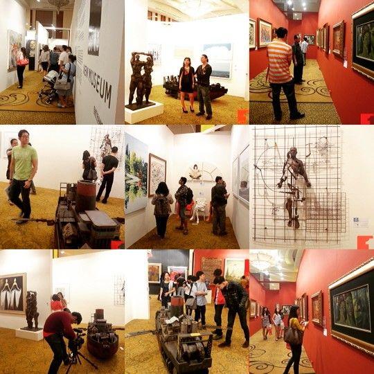 ART:1 will be participate in Bazaar Art Jakarta 2015 event,meet us from August 27-30 2015. Booth B7. Ritz Carlton Ballroom Jakarta,Pacific Place Jakarta