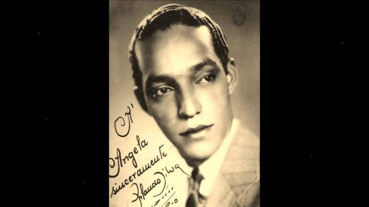 Orlando Silva - CARIOCA BOÊMIO - Heitor dos Prazeres - gravação de 1946