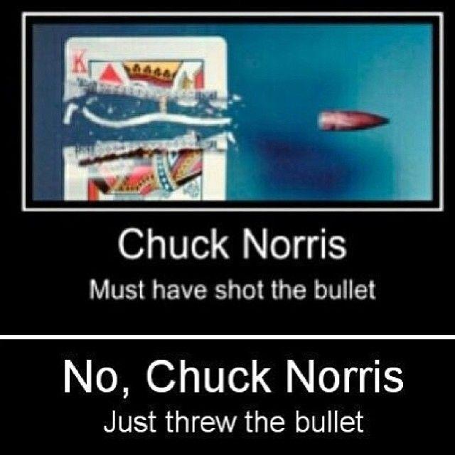 Chuck norris chucknorrismemes's photo on Instagram