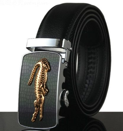 Men's Luxury Gator Belt - 9 Designs