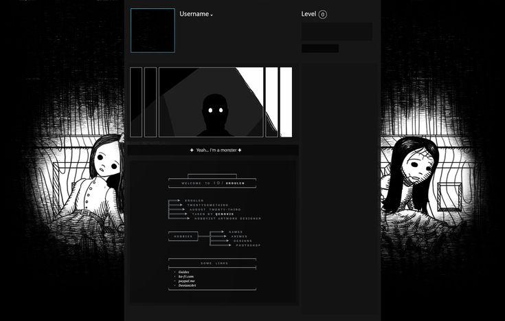 Artwork Design Creepy Short By Xroulen On Deviantart In 2021 Artwork Design Steam Artwork Artwork