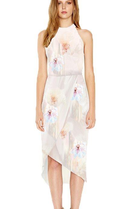Cooper St Wonder With Me Drape Dress