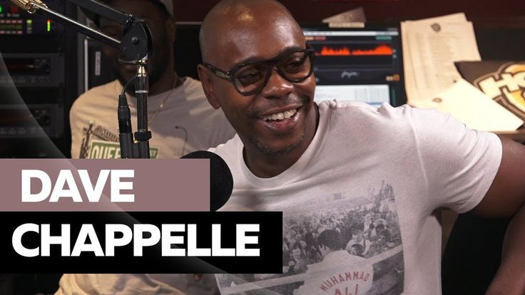 Dave Chappelle Takes Over Ebro In The Morning & Makes a BIG Announcement