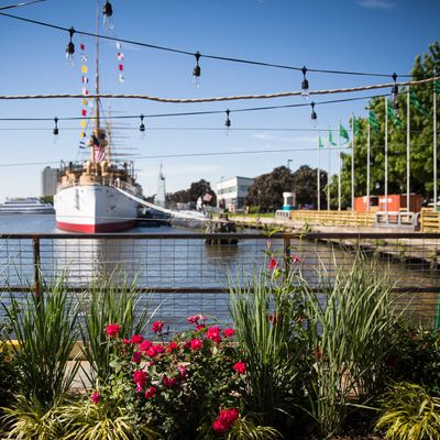 Spruce Street Harbor Park, Philly