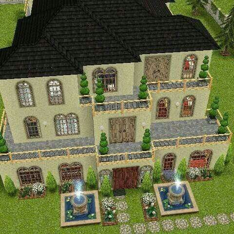 179 best The Sims Freeplay - House Designs images on Pinterest ...