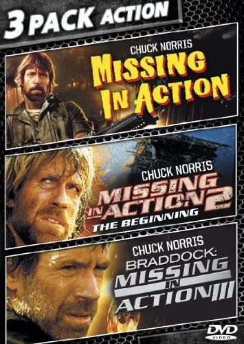 Missing In Action/Missing In Action 2: The Beginning/Braddock: Missing In Action III (3 Pack Action) $9.48