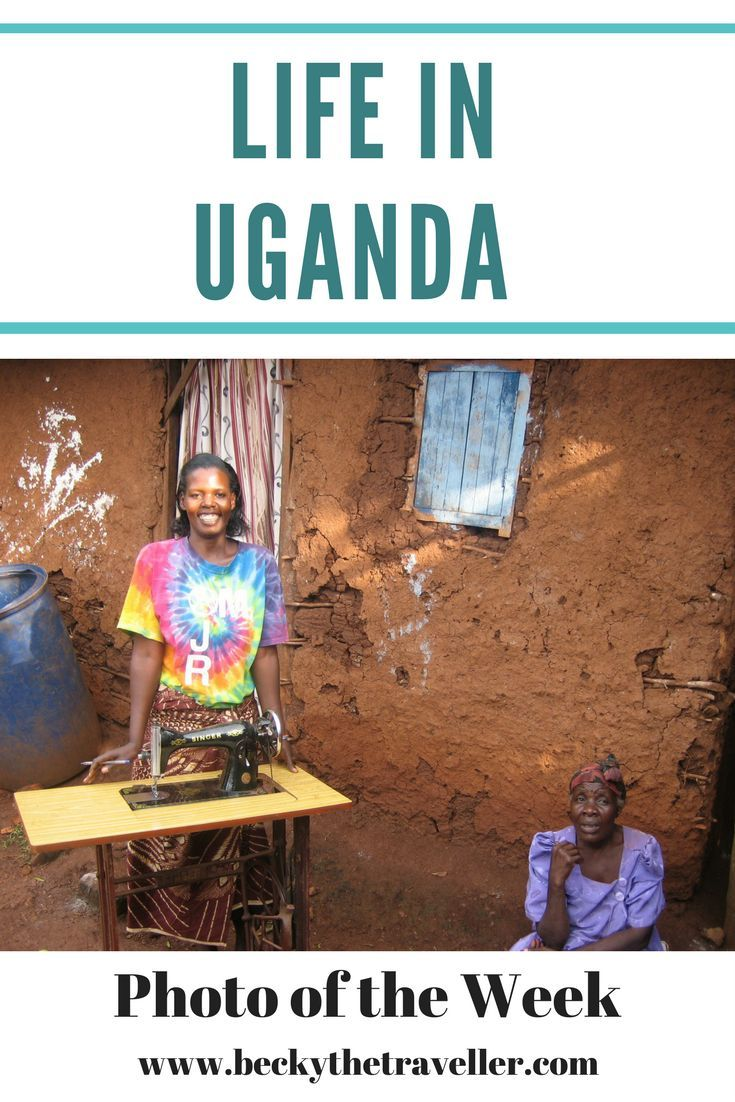 Photo of the Week. Life in Uganda from volunteers working alongside real families  Photos | Travel | Life | Uganda  Becky the Traveller