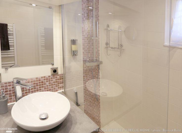 1000 id es sur le th me salle de bain 3m2 sur pinterest - Salle de bain de 3m2 ...