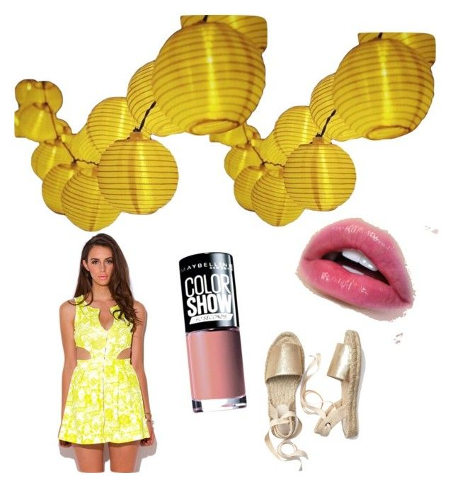 Untitled #17 by alexandraflorentina672003 on Polyvore featuring polyvore fashion style Maybelline clothing