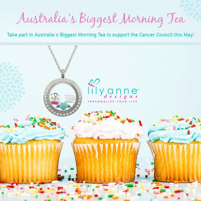 {Australia's Biggest Morning Tea}   Good morning ladies! Take part in Australia's Biggest Morning Tea to support the Cancer Council this May and June    #CancerCouncil