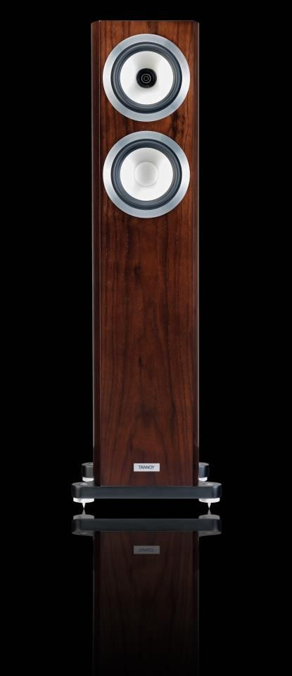 Tannoy Precision 6.2 Floorstander Loudspeaker   Have a look at the beautiful Tannoy Precision 6.2 Floorstander Loudspeake, with the satin dark walnut finish.  Tannoy Precision is a new upper level loudspeaker range that combines audiophile detail and delicacy with remarkable musical dynamics. Visually the Precision line boasts contemporary cabinets with cutting edge fit, finish, and features. Audio Emotion Limited's photos