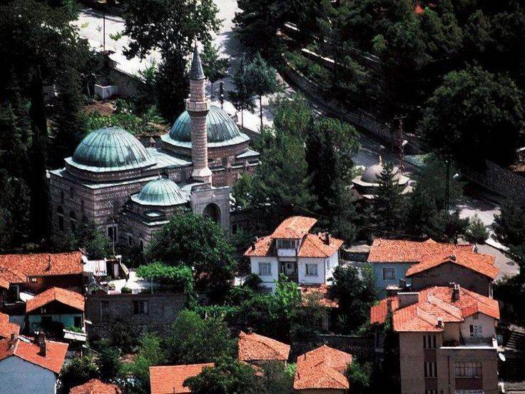 VisitTurkey / Cities Guides | AMASYA GOVERNORSHIP