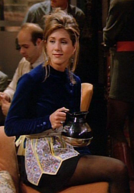 Never wrong when it comes to fashion #RachelGreen