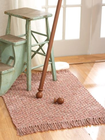 38 Best Knitrugs Images On Pinterest Knit Rug Knitted Rug And
