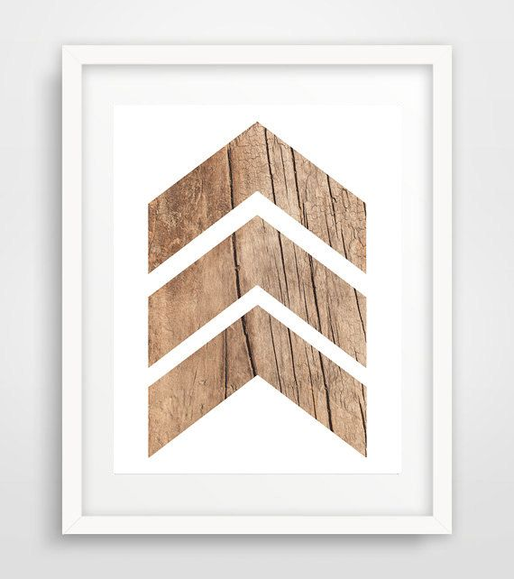 Best 25+ Chevron Wall Art Ideas On Pinterest