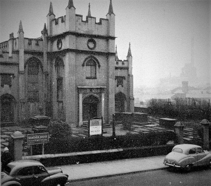 STOCKPORT: Hanover Chapel, Lancashire Hill