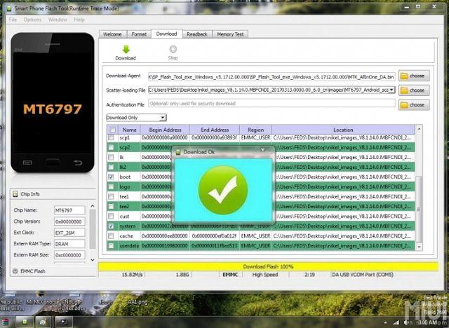 Cara Flash Redmi Note 4X MediaTek Nikel Dengan SP Flash Tool ...