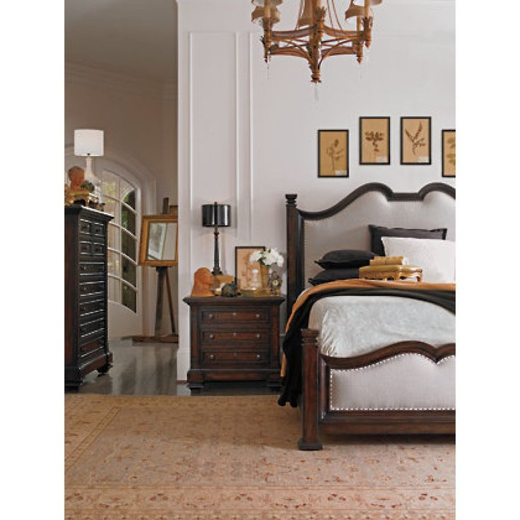 Create an elegant traditional look in your  bedroom with the European  Farmhouse bedroom suit by. 34 best Stanley Furniture images on Pinterest