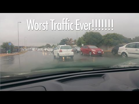 The Worst Traffic EVER! - YouTube
