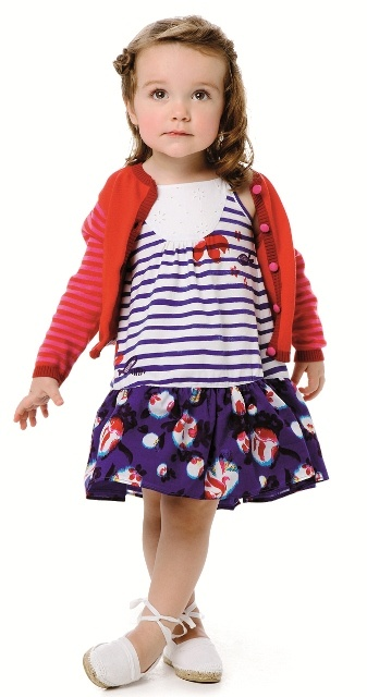 Catimini 2013 Spring/Summer Spirit City Toddler Girl