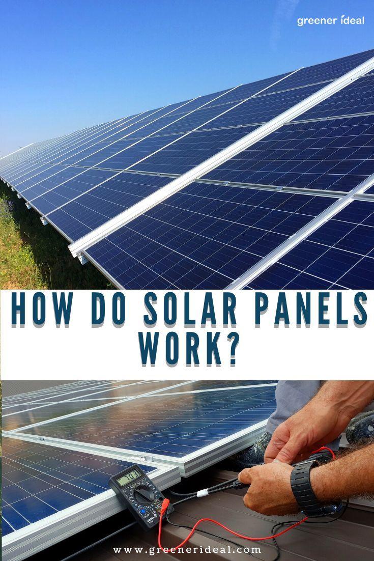 Watch How Do Solar Panels Work Solar Panels Solar How Solar Panels Work