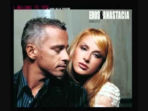 "Anastacia & Eros Ramazotti ""I belong to you"""