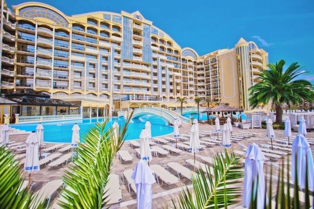 Hotel Victoria Palace, Utazasok Napospart (Sunny Beach) - INVIA.HU