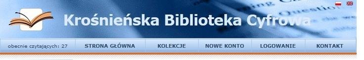 Krośnieńska Biblioteka Cyfrowa