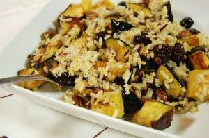 Roasted Squash Casserole- This looks great and the perfect time of year.